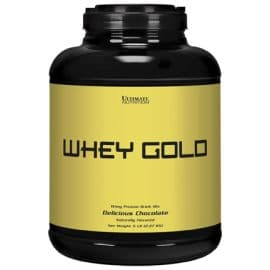 Whey Gold 2,27 кг Ultimate Nutrition