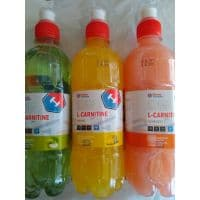 FITNESS WATER with L-carnitine 500 мл Fitness Formula