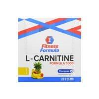 L-CARNITINE FORMULA 3000 20*25мл FITNESS FORMULA