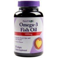Omega-3 Fish Oil 90 капс. Natrol