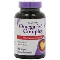 Omega 3-6-9 60 капс. Natrol