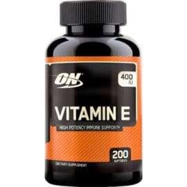 Vitamin E 400IU 200 к Optimum Nutrition