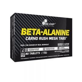 Beta-Alanine Carno Rush Mega 80 табл. Olimp