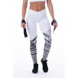 NEBBIA, 215, TATTOO LEGGINGS