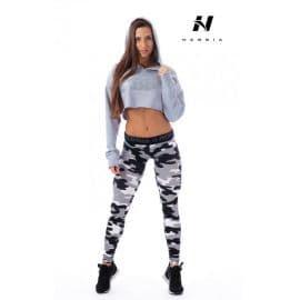 NEBBIA, 203, CAMO LEGGINGS