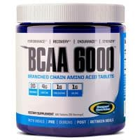 BCAA 6000 4:1:1 180 таблеток Gaspari Nutrition