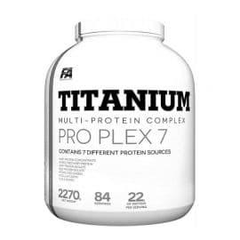 Titanium Pro Plex 7 2,27 кг FA