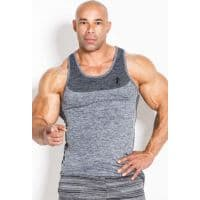 Майка Kevin Levrone Tank top 01 LM Slim Grey