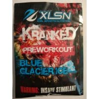 Kranked 1 порция Xcel Sports Nutrition