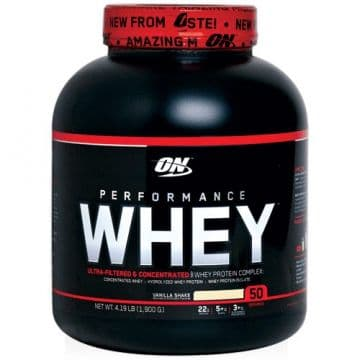 PERFORMANCE WHEY 1950 г Optimum Nutrition