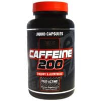 Caffeine 200 60 капс Nutrex