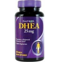 DHEA 25mg 180 таблеток Natrol
