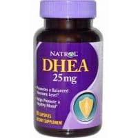 DHEA 25mg 90 таблеток Natrol