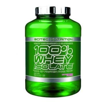 100% Whey Protein Isolate 2000 грамм Scitec Nutrition