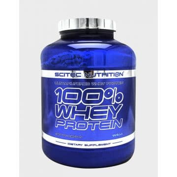 100% Whey Protein 2350 г Scitec Nutrition