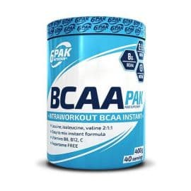 BCAA PAK (2:1:1 Instant) 400 г 6Pak Nutrition