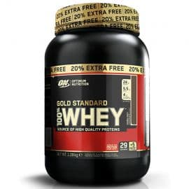 100% Whey Gold Standard 1090 г Extra size OPTIMUM NUTRITION