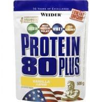 Protein 80 Plus 500 г Weider
