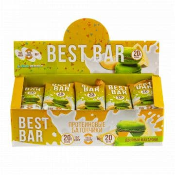 BEST BAR NEW 60 грамм Iso Best