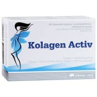 Kolagen activ plus 80 жвательных табл. Olimp