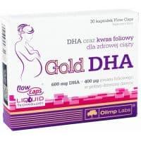 Gold DHA 30 капс. Olimp