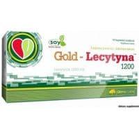 Gold Lecithin 1200 мг 60 капс. Olimp