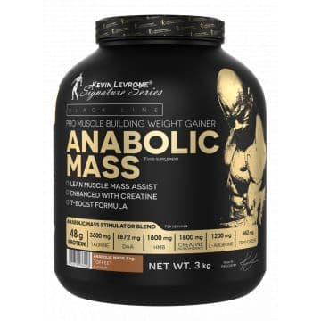 BLACKLINE ANABOLIC MASS 3 кг Kevin Levrone