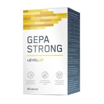 GEPA STRONG 60 к LevelUp