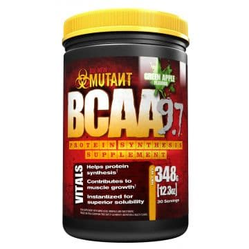 Mutant BCAA 9,7 348 г Fit Foods