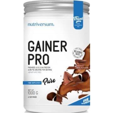 Pure PRO Gainer NEW 1000 грамм Nutriversum