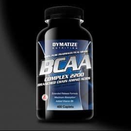 BCAA 2200 200 капсул Dymatize Nutrition