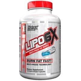Lipo-6X 120 к Nutrex