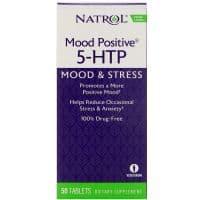 5-HTP Mood Positive 50 табл. Natrol