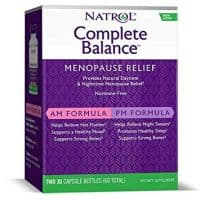 Complete Balance Menopause AM&PM Form. 30+30 капс. box Natrol