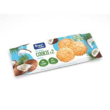 Протеиновое печенье Royal Cake «Кокосовое», без глютена, 50 г PROTEIN REX
