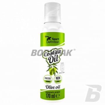 Оливковое масло 170 мл (спрей) SportDefinition
