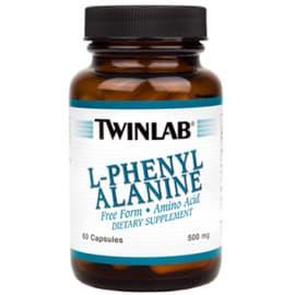 L-Phenylalanine 60 капс. Twinlab
