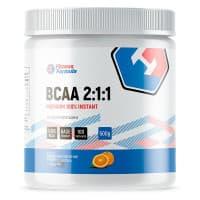 100% BCAA 2:1:1 PREMIUM 500 г FitnessFormula