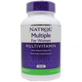 Multiple For Women 90 таб. Natrol