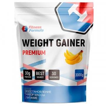 WEIGHT GAINER PREMIUM 3000 г FitnessFormula