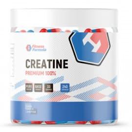 100% CREATINE PREMIUM 240 капс. FitnessFormula
