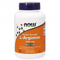 L-Arginine 1000 мг 120 табл. NOW