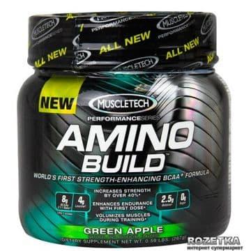 AMINO BUILD 270 грамм (30 порций)