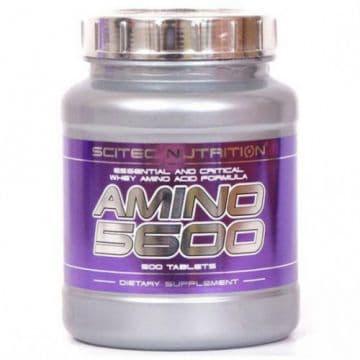 AMINO 5600 (700 грамм-500 таблеток-125 порций)