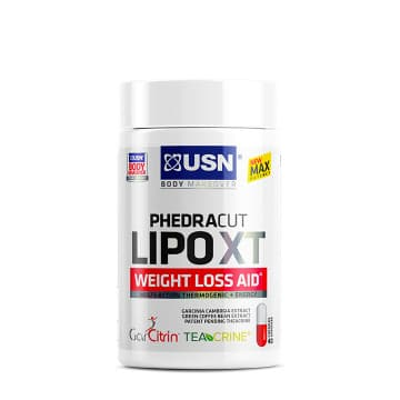 Phedra Cut Lipo XT 60 Duo капсул USN