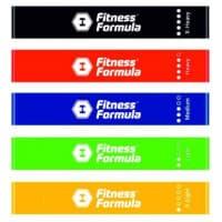 абор фитнес-резинок Fitness Formula (5 шт)