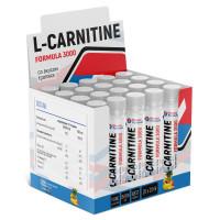 L-CARNITINE FORMULA 3000 25мл FITNESS FORMULA