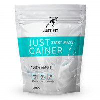 JUST GAINER 3 кг JUST FIT