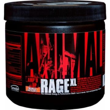 ANIMAL RAGE XL 150 грамм (30 порций)