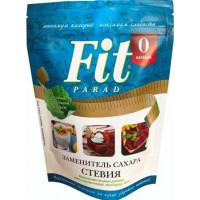 Заменитель сахара ФитПарад №14 на эритритоле и стевии. Дой-Пак 150 гр.